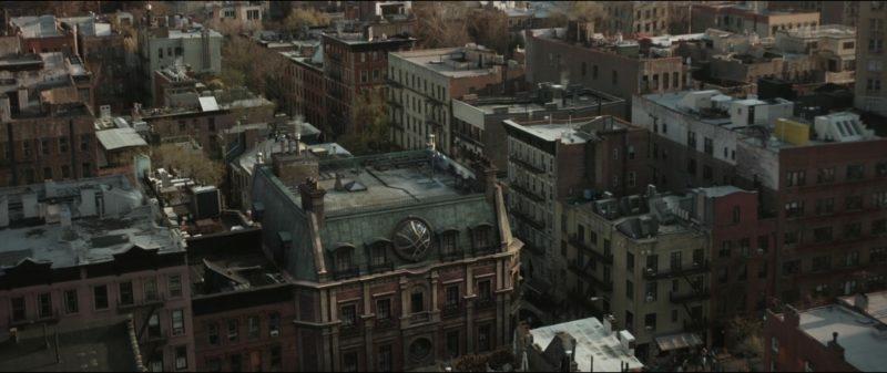 Lokasi Syuting Doctor Strange 2 New York
