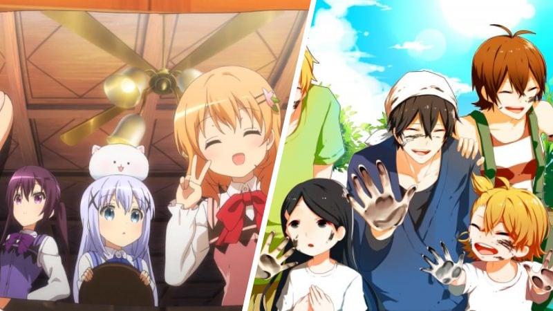 Menenangkan Hati 10 Rekomendasi Anime Iyashikei Terbaik Sepanjang Masa