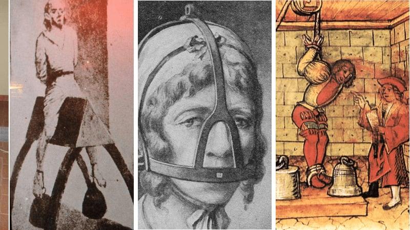 Mengerikan! Inilah 5 Alat Penyiksaan Wanita Paling Sadis Sepanjang Sejarah! Dafunda Gokil