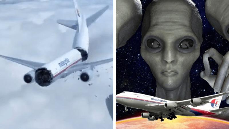 Mengungkap Teori Konspirasi Dunia Di Balik Hilangnya Pesawat Mh370 Secara Misterius! Dafunda Gokil