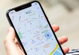 Mode Penyamaran Google Maps
