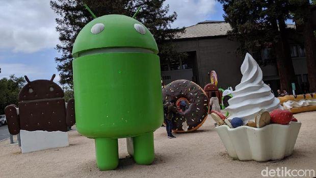 Nama Sistem Operasi Android Terbaru