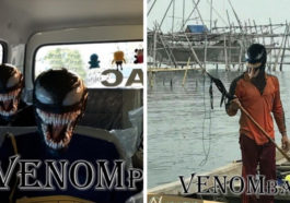 Ngakak, 10 Meme Lucu Venom Ini Bikin Kalian Pengen Nonton Film Nya! Dafunda Gokil
