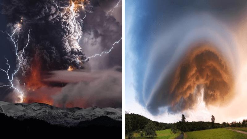 Ngeri, 10 Foto Ini Buktikan Bahwa Manusia Tidak Ada Apa Apanya Dibandingkan Kekuatan Alam! Dafunda Gokil