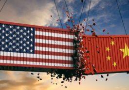 Perang Dagang Amerika Dengan China