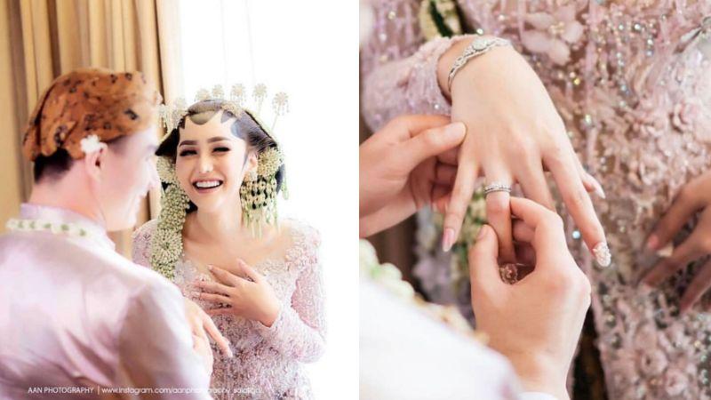 Pernikahan Lucinta Luna Dafunda Viral