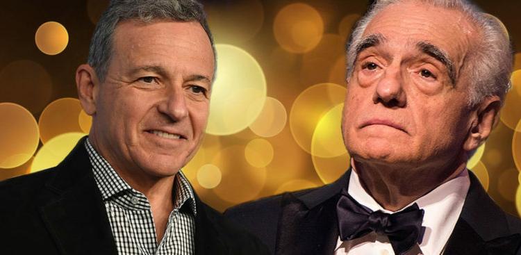 Perseteruan Marvel Scorsese Bob Iger
