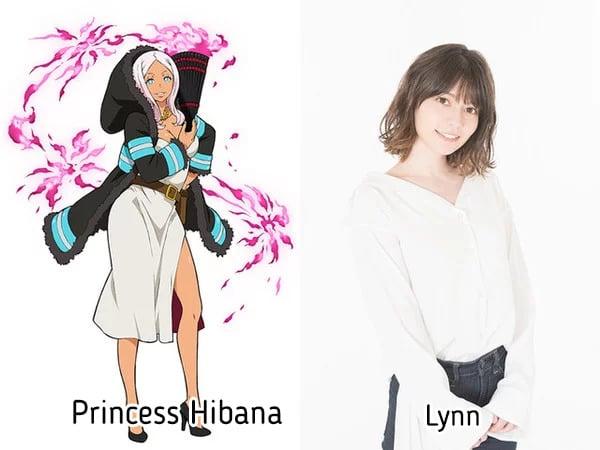 Princess Hibana Lynn
