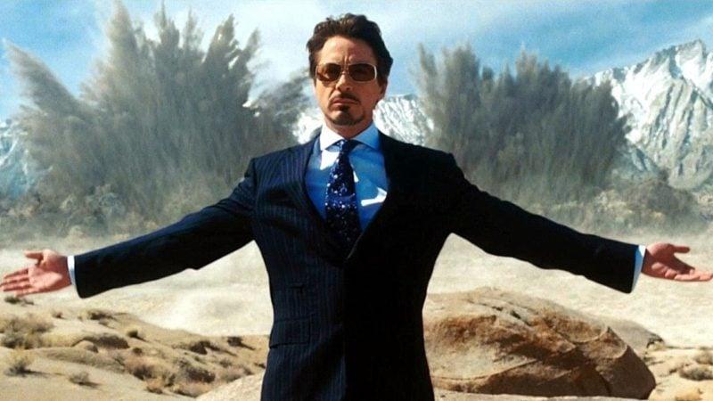 Rdj Iron Man 2008