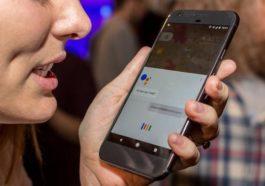 Rekaman Google Assistant