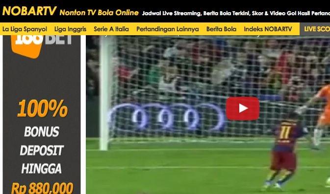 Rekomendaasi Situs Live Streaming Sepakbola Terbaik Unobartv