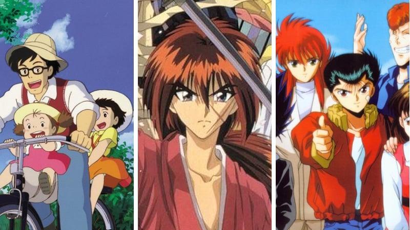 Rekomendasi Anime Klasik Terbaik #DafundaOtaku