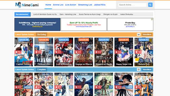Rekomendasi Situs Download Anime Terbaik 2018 10