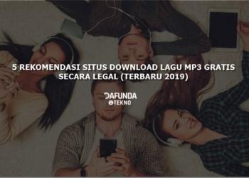 Rekomendasi Situs Download Lagu Terbaik Legal 2019
