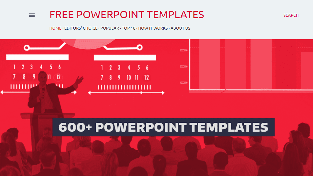 Rekomendasi Situs Download Template Powerpoint Gratis Ppt Template 1