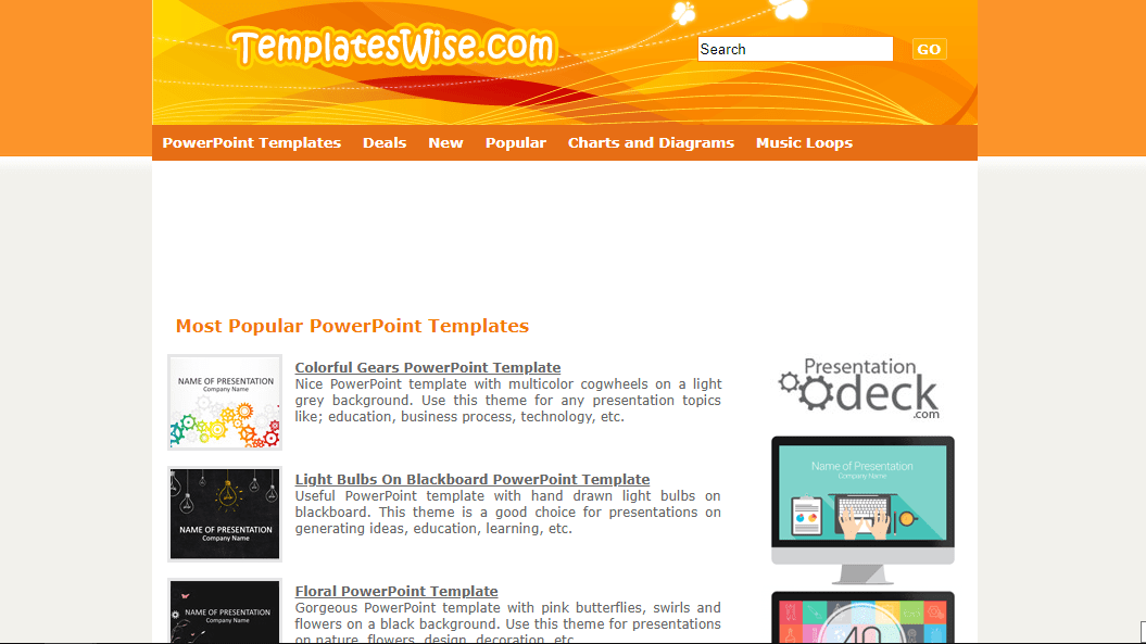 Rekomendasi Situs Download Template Powerpoint Gratis Ppt Template 8