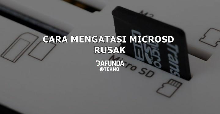 Repair MicroSD Featured Image