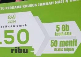 Sim Card Luar Zain Milik Arab Saudi