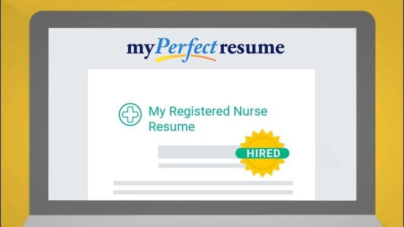 Situs Penyedia Template Cv Gratis Perfect Resume