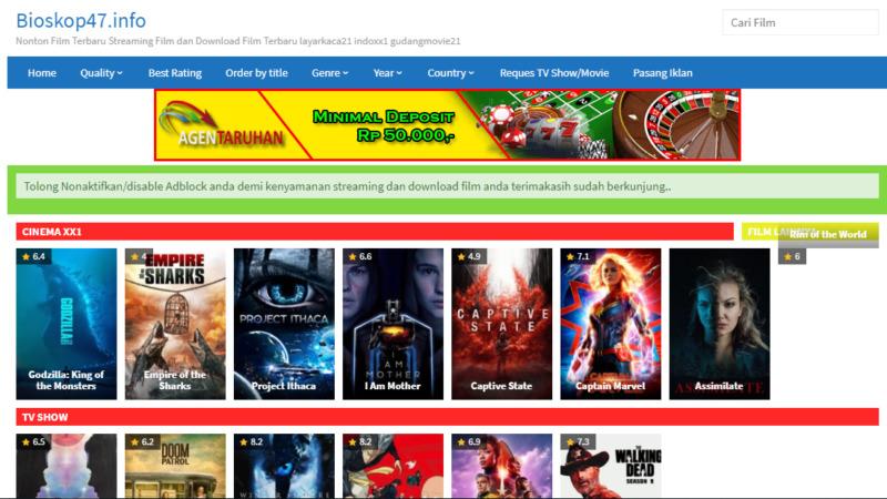 Situs Tempat Nonton Film Indonesia Streaming (1)