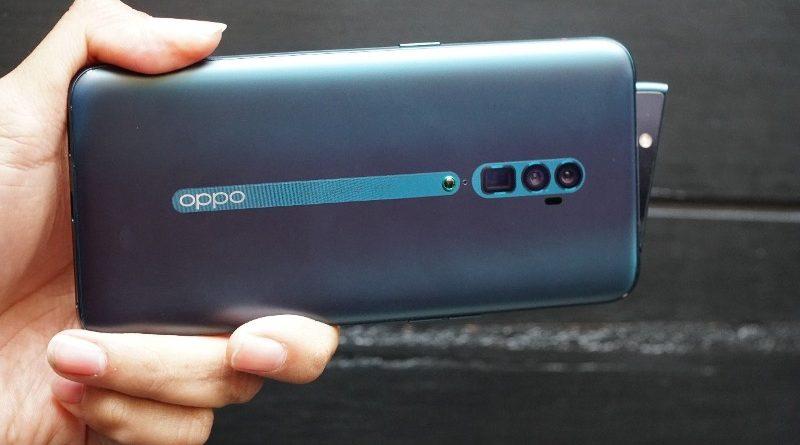 Spesifikasi Oppo Reno 10x Zoom
