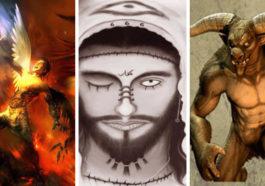 Sudah Tahu Inilah 8 Mahluk Mitologi Yang Terkenal Dalam Agama Islam! Dafunda Gokil