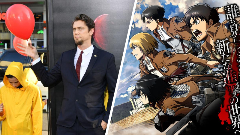Sutradara Film 'it' Akan Mengarahkan Film Hollywood Attack On Titan