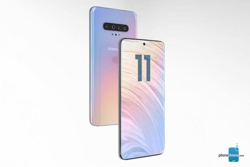 Teknologi Samsung Galaxy S11