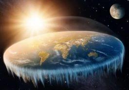 Teori Bumi Datar