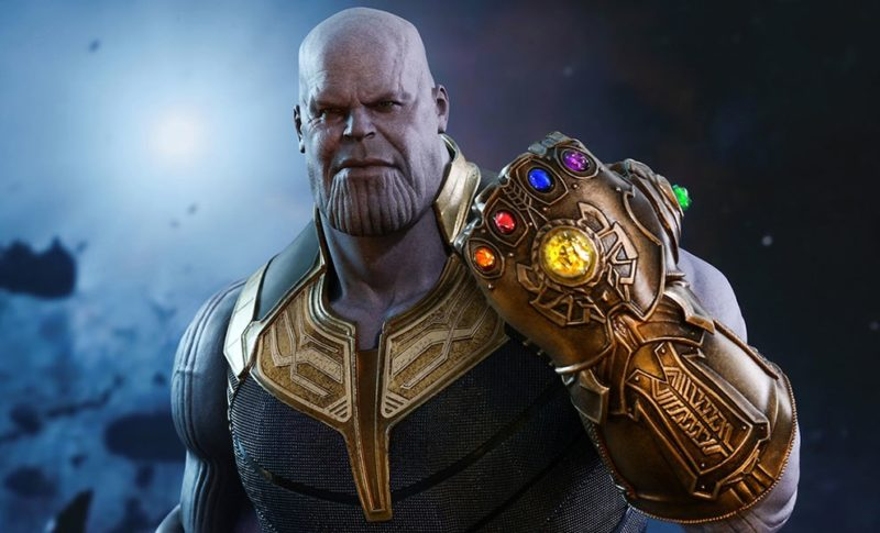 Thanos Avengers End Game