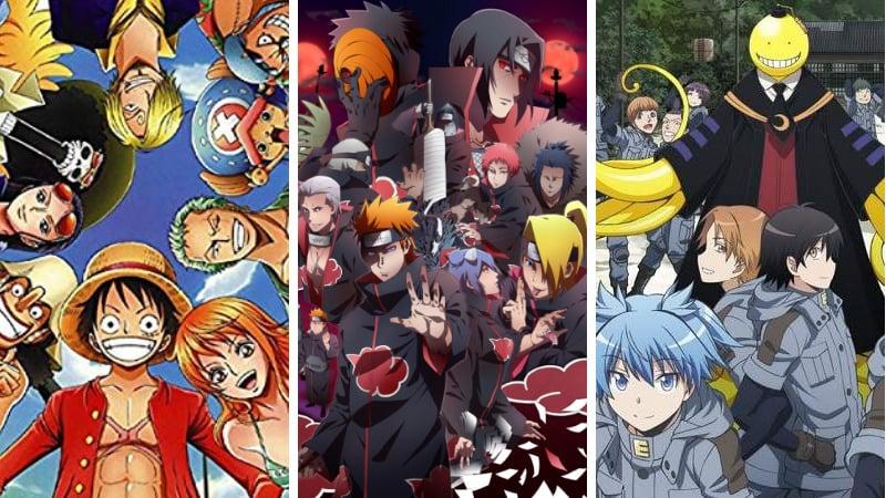 Tim Terbaik Di Anime #DafundaOtaku