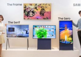 Tv Vertikal Milik Samsung