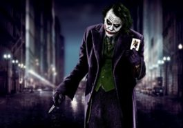 Wallpaper Joker Ledger 1