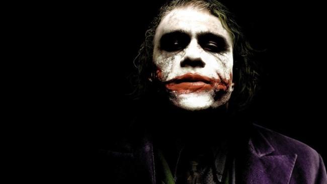 Wallpaper Joker Ledger 3