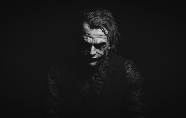 Wallpaper Joker Ledger 4
