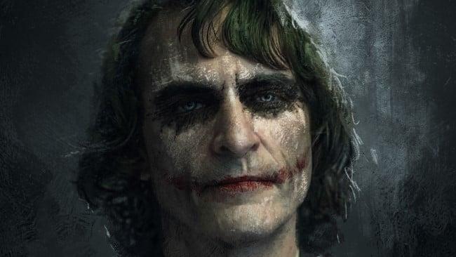 Wallpaper Joker Phoenix 3