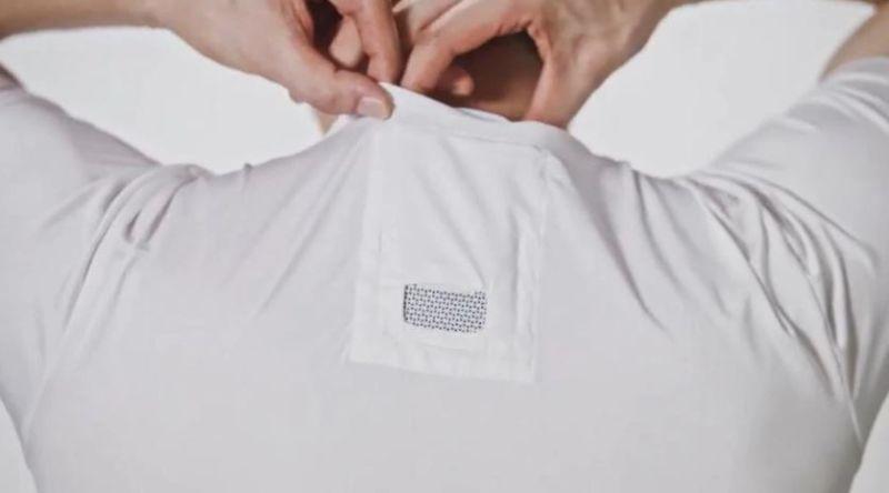 Wearable Gadget Pokcet Sony