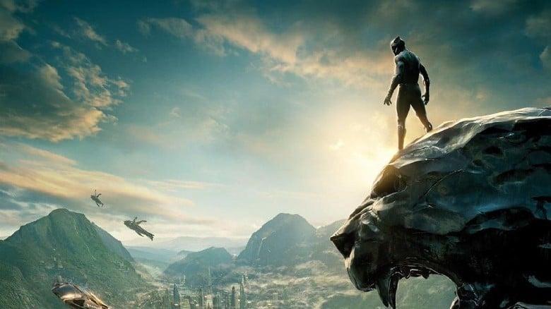 Wujud Pemandangan Wakanda Di Film Black Panther