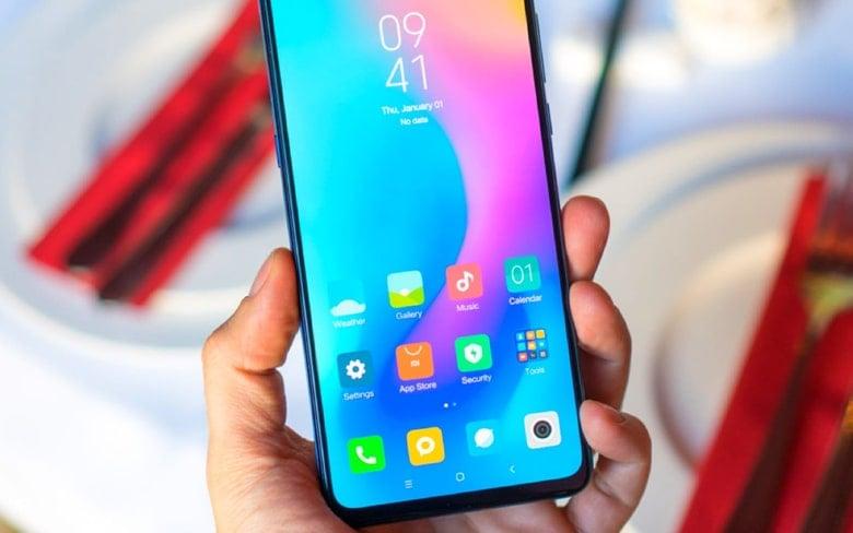 Xiaomi Mi 9 Min