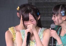 Yamaguchi Maho Meminta Maaf