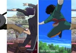 Yatogami Ditendang Karakter Anime Lain! Dafunda Otaku
