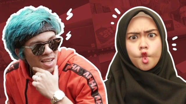 Youtuber Indonesia Paling Dibenci