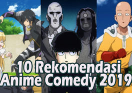 Anime Comedy 2019