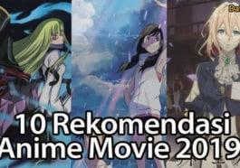 Anime Movie 2019 Dafunda