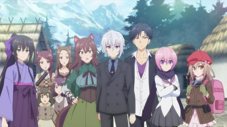 Choujin Koukousei-tachi wa Isekai demo Yayuu de Ikinuku you desu! - Anime Isekai 2019