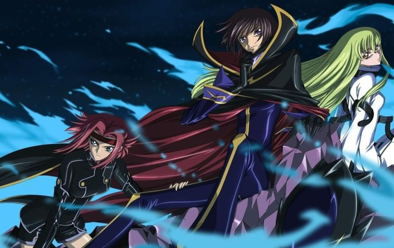 Code Geass Lelouch Of The Resurrection - Anime Movie 2019