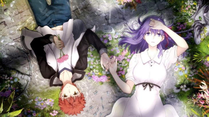 Fate / stay night Movie: Heaven's Feel - II. Lost Butterfly - Anime Movie 2019