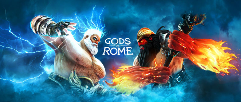 Game Mobile Gameloft SE Terbaik: Gods of Rome