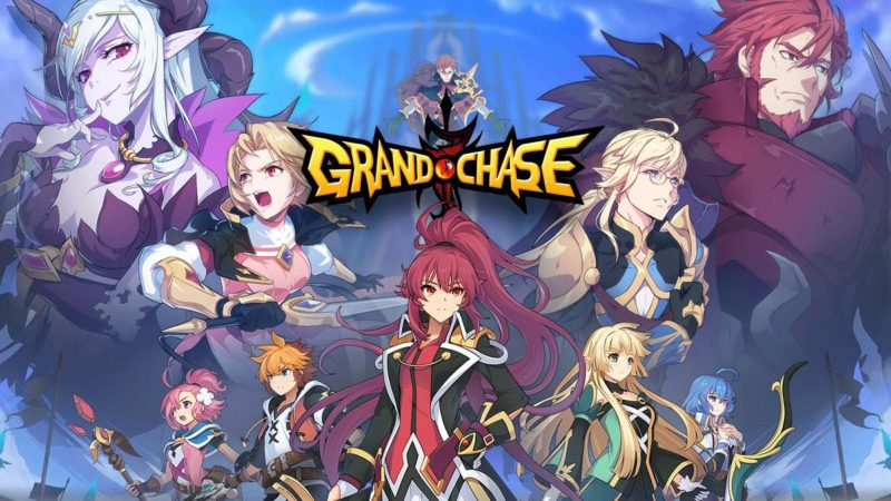 game rpg android GrandChase