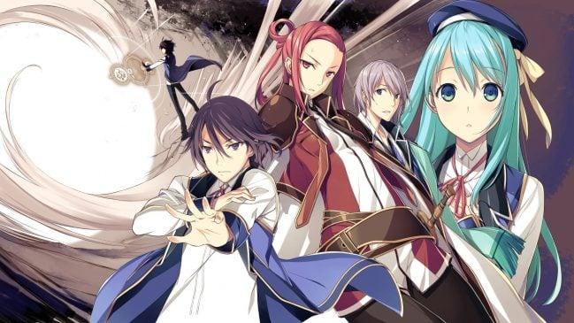 Kenja No Mago - Anime Isekai 2019